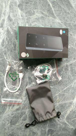 世酷S5MP3MP4播放器迷你随身听车载HIFI无损音乐有屏录音笔学生运动发烧播放器 深空蓝蓝牙版8G+头戴式蓝牙耳机+臂套 晒单图