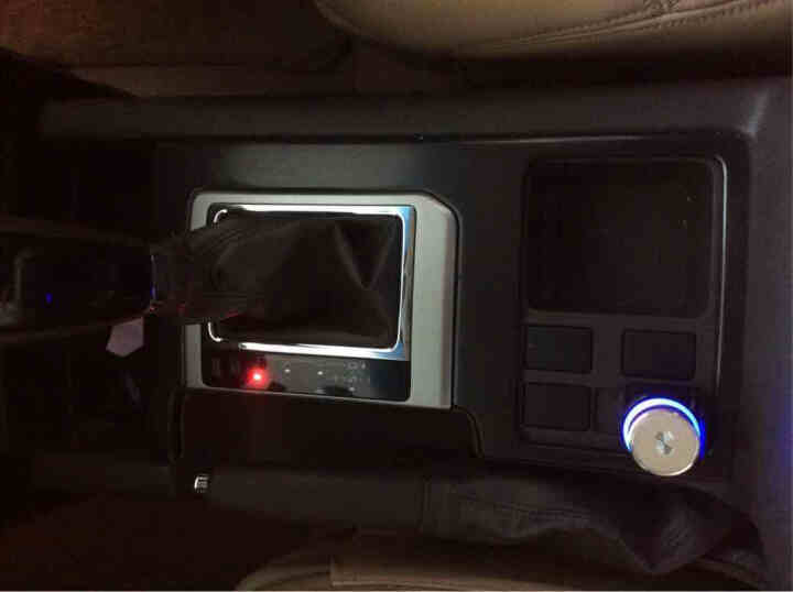 喜马拉雅好声音随车听 车载蓝牙mp3MP3播放器电台FM点播充电器汽车 金属升级版+送数据线 晒单图