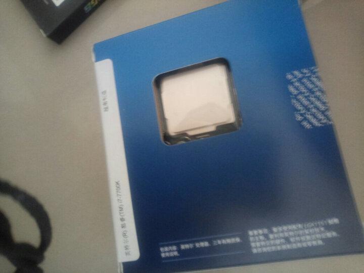 英特尔(Intel) i7 6700K 酷睿四核 盒装CPU处理器 晒单图