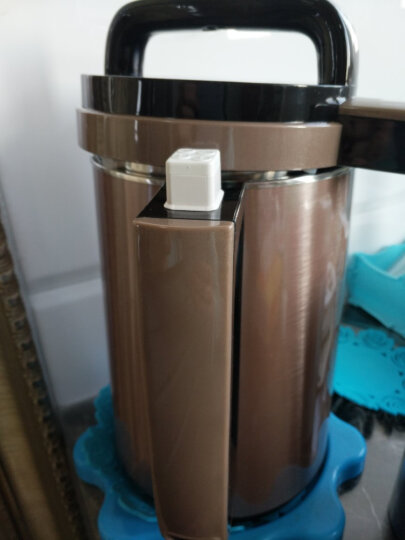 九阳(Joyoung)豆浆机1300ml免滤家用全自动多功能DJ13B-C650SG 晒单图