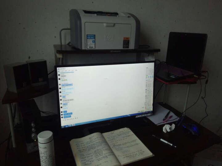惠普(HP)LaserJet Ultra M106w黑白激光打印机 三支碳粉装 无线打印 A4打印 新品  晒单图
