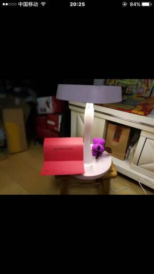 光彩年华 生日礼物女生老婆闺蜜送女友实用定制创意礼品结婚送女朋友纪念日浪漫求婚表白 初心化妆镜台灯 樱花粉+免费刻字+礼品套装 晒单图