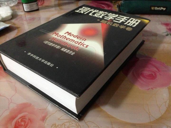 现代数学手册:随机数学卷 晒单图