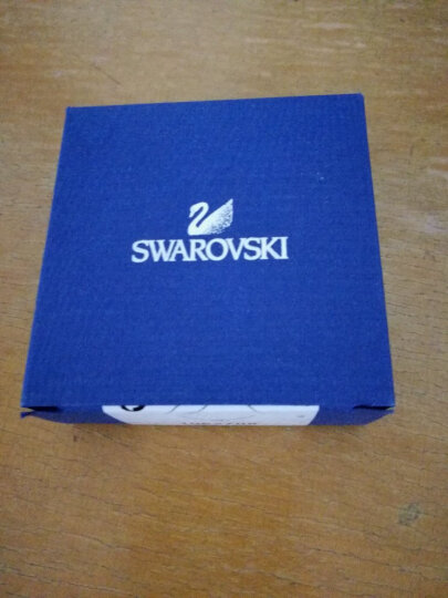 SWAROVSKI 施华洛世奇项链恶魔之眼锁骨链 女吊坠圣诞节礼物 送女友 钥匙项链 5007808 晒单图