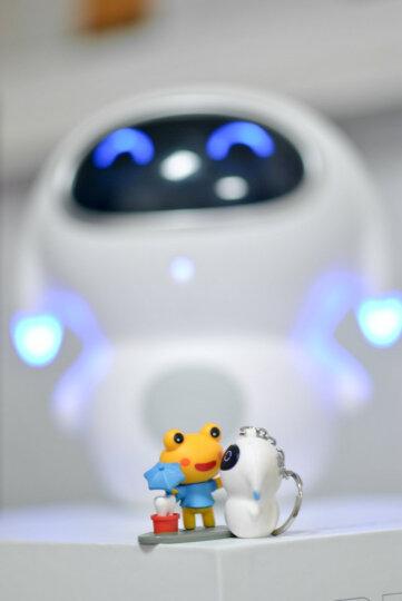 巴巴腾智能机器人小腾远程遥控互动陪伴儿童早教语音对话聊天声控音乐云故事机教育玩具 标准包装 A1白色机器 晒单图