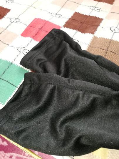 童装男儿童套装衣服男童春秋装套装小男孩运动服饰 C3157黑色 尺码160 适合身高155左右 晒单图