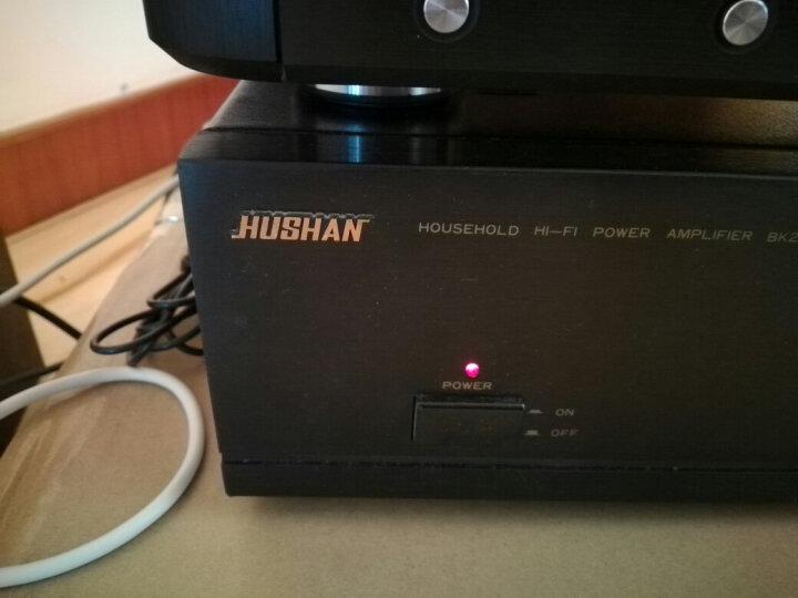 山灵CD1.2全新发烧CD机HIFI胆CD机电子管转盘USB解码声卡 现货 黑色 标准版 晒单图