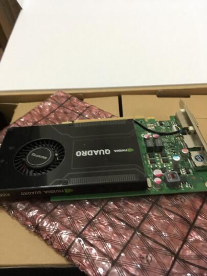 丽台(LEADTEK)Quadro K2200 4GB DDR5/128-bit/ 80Gbps 专业显卡 晒单图