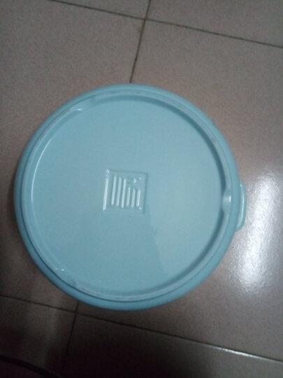 顺祥缤纷浮雕明火煲汤炖锅巧妇锅2件套蓝色 晒单图