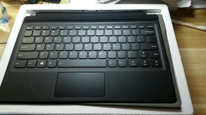联想 Miix5 旗舰版二合一平板电脑12.2英寸(i7-6500U 8G内存/512G/Win10 背光键盘/触控笔/Office)风暴黑 晒单图