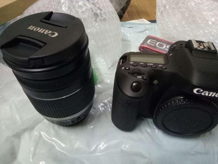 佳能(Canon)EOS 80D 单反套机(EF-S 18-200mm f/3.5-5.6 IS) 2420万有效像素 45点十字对焦 WIFI/NFC 晒单图