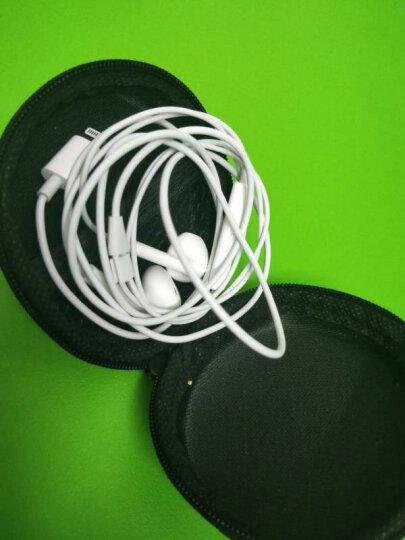 【京东好店】三力浦 入耳式耳机适用苹果7/iPhone7/苹果8/X/6 plus Lightning接头 线控带麦 支持通话 晒单图
