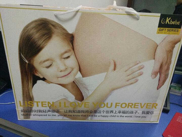 OKbebe婴儿新生儿哺喂成长豪华礼盒 21件套玻璃奶瓶含奶嘴 奶粉盒牙胶碗勺 21件套礼盒 宽50cm高36豪华礼盒 晒单图