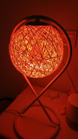 Yeelight LED灯泡 彩色版 小米生态链产品 亮度调节 远程遥控 9W高亮节能 小米智能家庭APP 晒单图