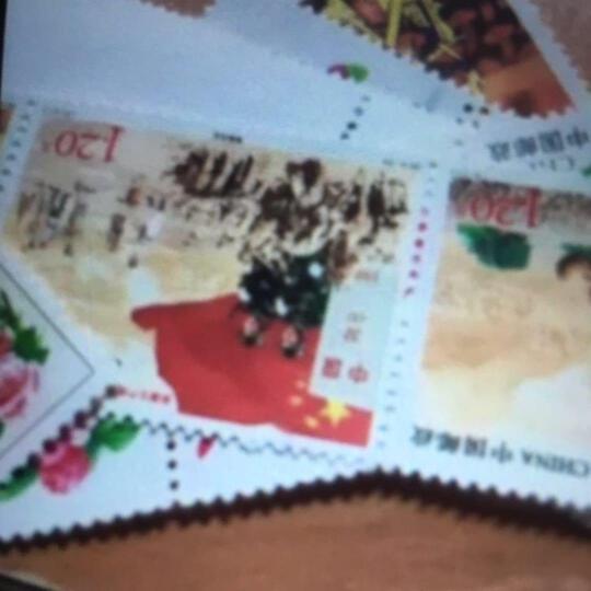 钱邮网 中国邮票 1987---1989年 T121-T133套票 大全 1988年 T132 麋鹿无齿邮票 晒单图
