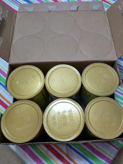 雀巢(Nestle) 儿童奶粉1000g/克(3-6岁适用) 金装4段幼儿配方奶 6罐 晒单图