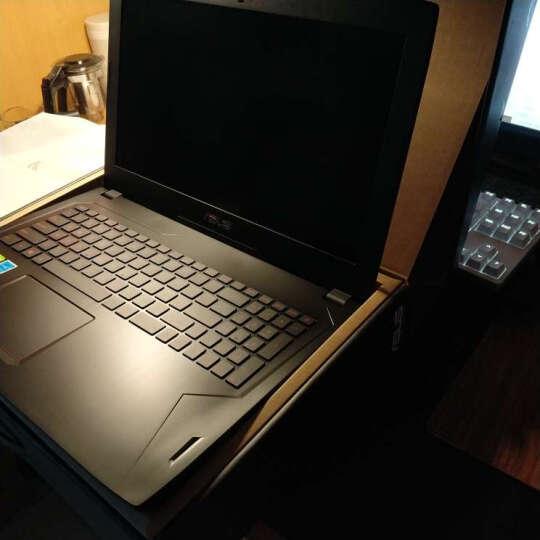 华硕(ASUS) 飞行堡垒三代FX60VM GTX1060 15.6英寸游戏笔记本电脑(i7-6700HQ 8G 128GSSD+1T FHD)黑色 晒单图