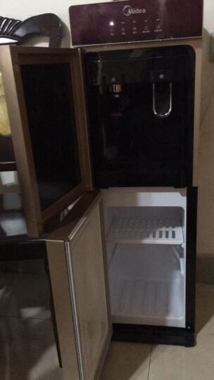 美的(Midea) 制冷饮水机 立式冷热型 防爆精钢芯8秒速热型饮水器 YD1515S-X 晒单图