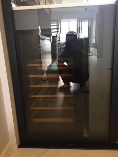 蒂朵(Diduo) BJ-408红酒柜恒温酒柜家用小型迷你压缩机葡萄酒柜冰箱储藏保鲜冷藏柜子冰柜冰吧 晒单图