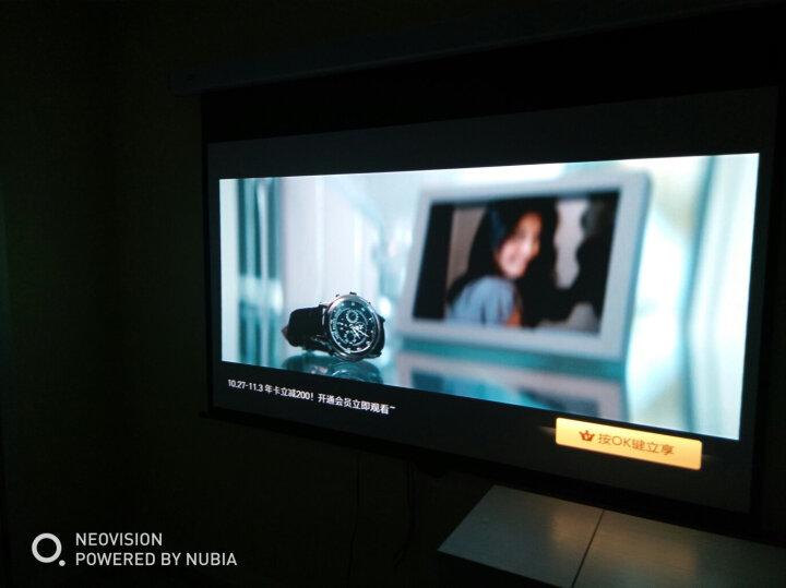 奥图码(Optoma) 投影仪 家用高清1080P 蓝光3D投影机 HTF436(3400流明 1080P) 官方标配+吊架 晒单图