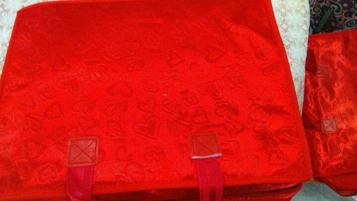 恒源祥家纺 床上用品全棉四件套纯棉印花被套床单床上四件套 克莉丝 1.5米床/被套200*230cm 晒单图