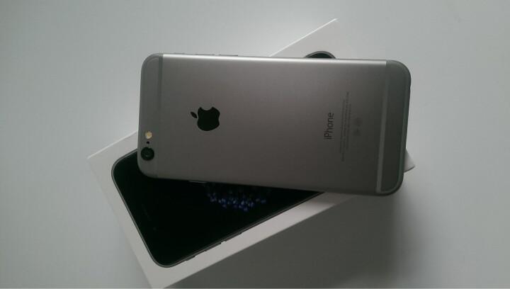 Apple 苹果 iPhone 6 手机 深空灰 全网通(32G) 晒单图