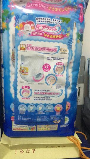 尤妮佳(Moony)婴儿拉拉裤(男)特大号XXL26片(13-25kg ) 大箱装(官方进口) 晒单图