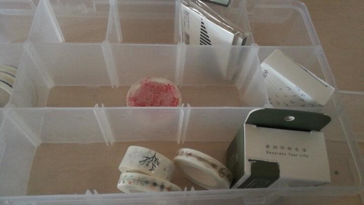 日本黑白花纹系列和纸胶带烫金烫银装饰标签 学生日记手帐相册纸质手撕胶布 烫银-月亮 晒单图