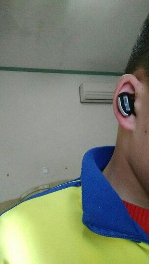 Dacom K8 无线蓝牙耳机迷你小隐形运动适用于苹果华为小米VIVO OPPO通用版 标准版-白色【赠运费险★1年质保】 晒单图