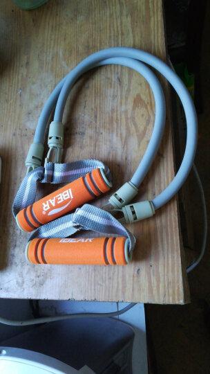 伊贝尔环保乳胶管健身两管扩胸器Y-012 晒单图