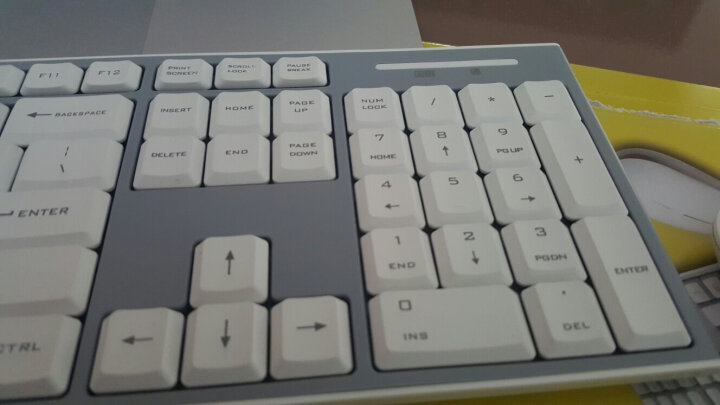摩天手(Mofii)X180 无线键盘鼠标键鼠套装办公 USB笔记本电脑套件薄 典雅黑 晒单图