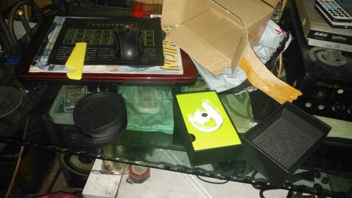 依魅 007 可换电池商务无线蓝牙耳机4.1运动音乐车载迷你蓝牙通用苹果小米华为三星手 枪色-Plus报姓名 晒单图
