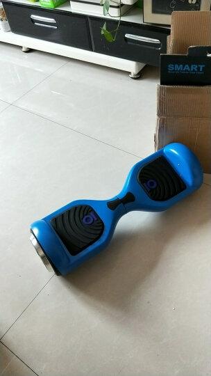 骑客(CHIC) 骑客Smart系列智能双轮平衡车体感车漂移车代步车扭扭车思维车儿童礼品 C1月牙白 晒单图