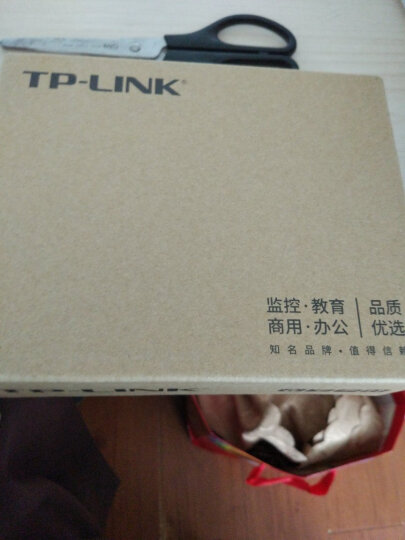 普联(TP-LINK) POE供电器供电模块 POE适配器 AP供电 TL-POE260S 标准PoE供电器 晒单图