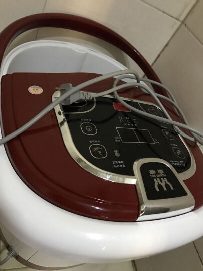 皇威(huangwei)H-8008DS全自动按摩足浴盆洗脚盆泡脚盆泡脚桶 晒单图