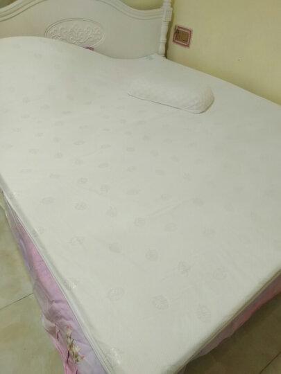 乳胶床垫泰国进口原料乳胶床垫 优自然天然乳胶原料床垫5cm10cm  薄 厚 A平板款 厚5cm(含内外套) 180cm*200cm 晒单图
