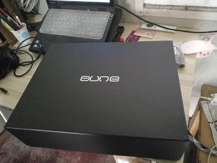 【官方专卖店】aune  奥莱尔 S7 Pro 台式耳放 全平衡耳机放大器 发烧级HiFi大驱动 黑色 晒单图