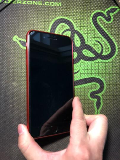 锐舞 苹果7/8手机壳iphone8 plus全包透明保护套轻薄防摔硅胶软时尚男女潮牌 8P/7P【新金色】送钢化膜 晒单图