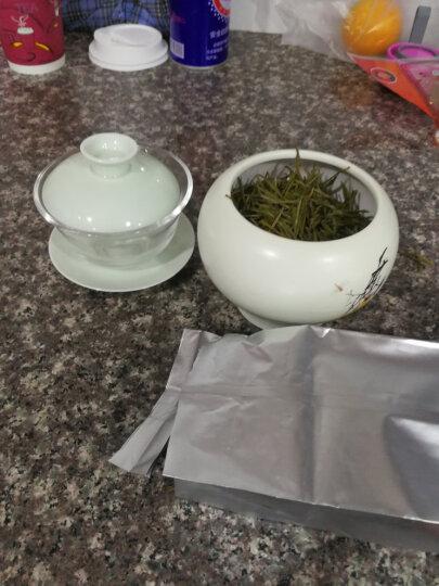御嵩源有机白茶00g礼盒 江西资溪有机白茶绿茶茶叶2019新茶 晒单图