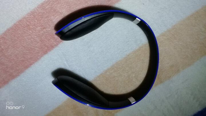 Leme头戴式蓝牙耳机EB50国民版 有线无线通用 可通话 苹果华为小米oppo三星乐视手机通用 白色 晒单图