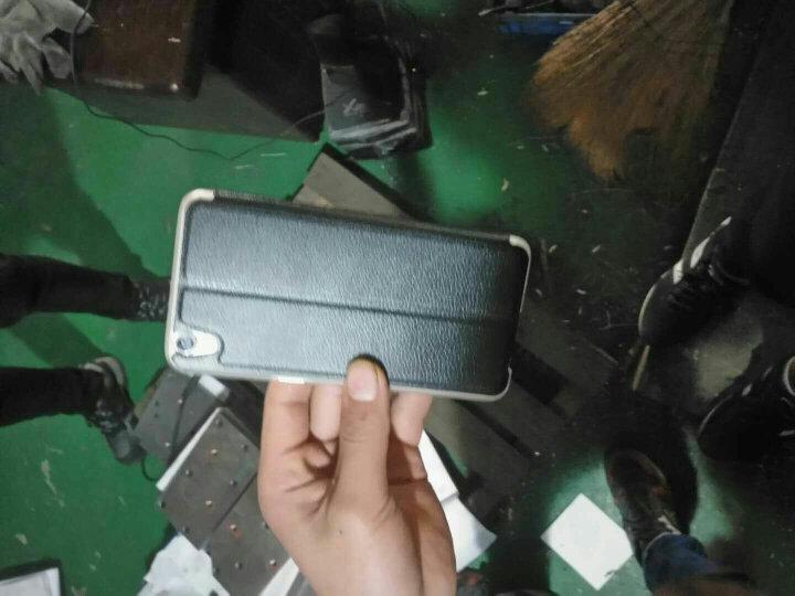 戴为 oppor9手机壳手机套智能翻盖支架皮套保护套防摔男女款 适用于oppo r9 R9/r9m/r9tm//r9t-黑色-5.5英寸 晒单图