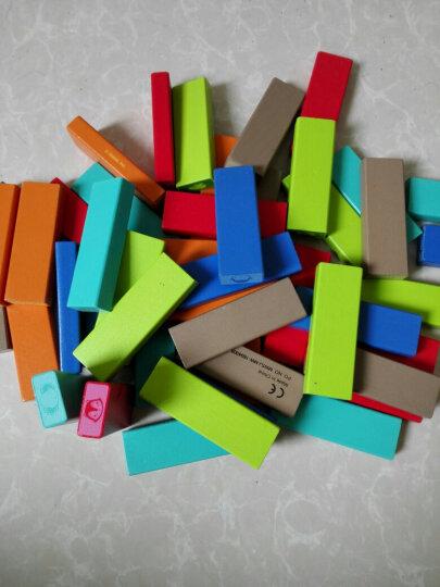 费雪(Fisher Price)木质益智玩具 形状分类套塔 FP1002 晒单图