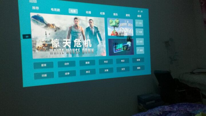 爱普生(EPSON)投影仪 家用3D高清家庭影院投影机 CH-TW650(无3D) 标配+JBL回音壁音响+100英寸电动幕(国产幕) 晒单图