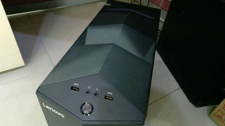 联想(Lenovo) 扬天M3900C商用家用办公娱乐中小企业采购台式主机电脑 主机(无显示器) 定制:E2-7110/4G/500G/1G/无驱 晒单图