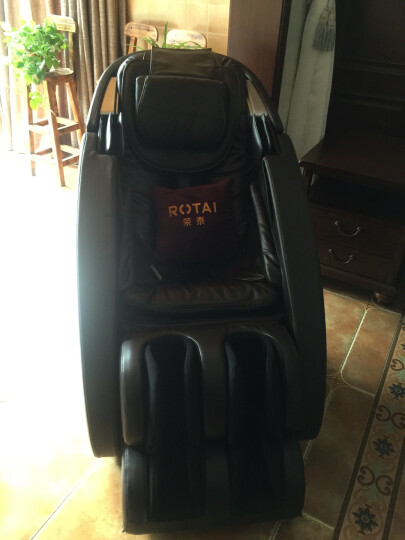 荣泰(ROTAI)按摩椅RT7700 星舰椅 多功能电动家用精选推荐按摩沙发太空豪华舱 魅力红 晒单图