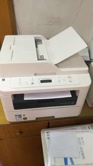 富士施乐(Fuji Xerox)M268dw 无线黑白激光多功能一体机(打印 复印 扫描 双面) 晒单图