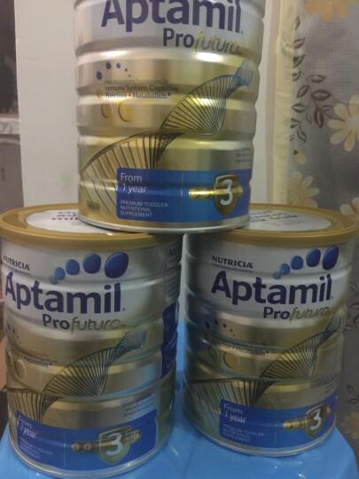 爱他美(Aptamil) 澳洲保税/直邮 白金版婴幼儿奶粉新西兰原装进口 3段三罐 保税保质期20年8月 晒单图