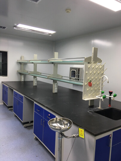 洗眼器实验室工业用冲眼器304不锈钢洗眼器复合紧急喷淋洗眼器 喷淋洗眼器【带脚踏】 晒单图