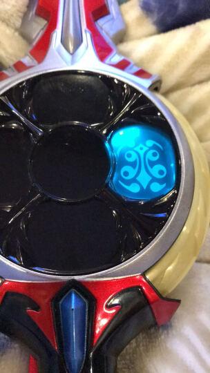 万代(BANDAI) 欧布奥特曼 DX变身器 儿童玩具 欧布圆环(日文) 晒单图