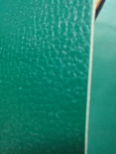 欧百娜健身房地胶PVC塑胶运动地板羽毛球场地胶垫乒乓球篮球场防滑地垫 荔枝纹4.5自己安装 晒单图
